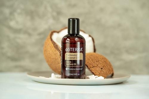 DoTerra Gefractioneerde kokosolie